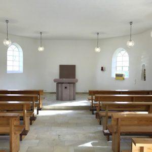 Kirche in Buch 2018
